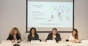 Èxit de participació a la primera activitat organitzada per la nova junta de Comunicació Pública