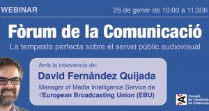 42a sessió del Fòrum de la Comunicació
