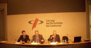 Per Josep Mª Vallès, la desafecció democràtica és culpa de l'actual dinàmica informativa
