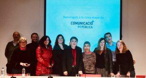 Santi Torres, nou president de l'Associació de Comunicació Pública