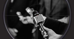 55 agressions a periodistes en dos anys
