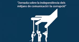 Inscripcions obertes per a la 'Jornada sobre la independència dels mitjans de comunicació i la corrupció'