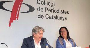 """Wendy Quintero Chávez: """"Quan maten a un periodista, podem guardar un minut de silenci o podem fer molt soroll"""""""