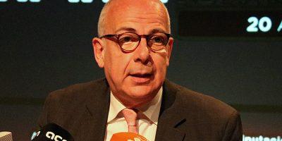Ignasi Genovès, nou president de l'ACN