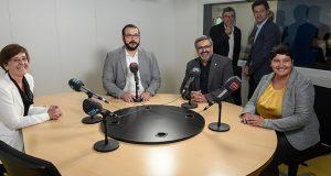 S'inaugura el nou mitjà públic Mataró Audiovisual
