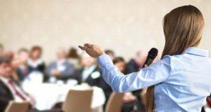 Com parlar en públic de forma eficaç