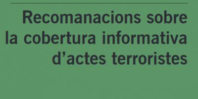 El CAC demana cura als mitjans a l'hora de difondre imatges dels atemptats del 17-A