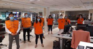 Tornen les protestes de treballadors a RTVE