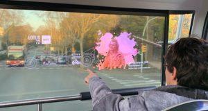 TMB incorpora la realitat augmentada al bus turístic