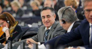Trobada de premsa amb Ramon Tremosa