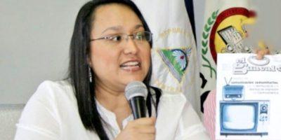 Conferència de la periodista nicaragüenca Wendy Quintero Chávez