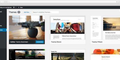 Curs d'iniciació a WordPress per a periodistes