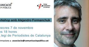 Workshop amb Alejandro Formanchuk