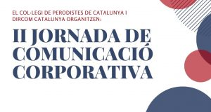 II Jornada de Comunicació Corporativa